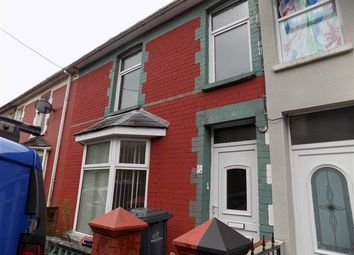 Thumbnail 3 bed terraced house to rent in Duke Street, Abertillery