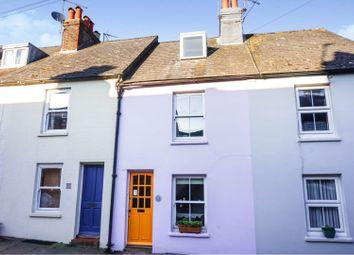 De Montfort Road, Lewes BN7. 3 bed terraced house