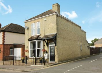 Thumbnail 3 bed detached house for sale in Deerfield Road, March, Cambridgeshire