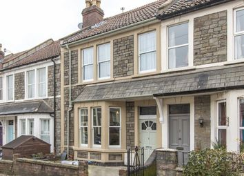 Thumbnail 3 bedroom terraced house for sale in Monmouth Road, Bishopston, Bristol