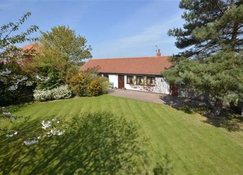 Thumbnail 5 bedroom detached bungalow for sale in Selby Road, Wistow, Selby