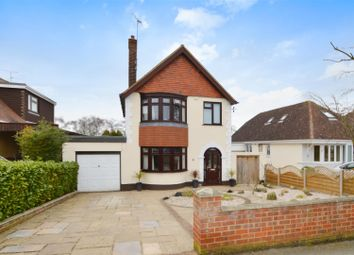 Thumbnail 4 bed detached house for sale in Broadview Avenue, Rainham, Gillingham