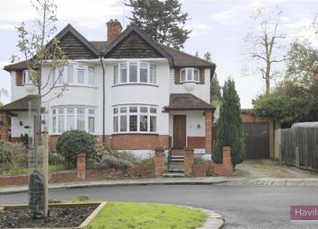 Thumbnail 3 bed semi-detached house for sale in The Spinney, London