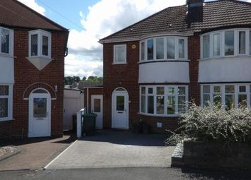 Thumbnail 3 bed semi-detached house for sale in Hesket Avenue, Oldbury, West Midlands