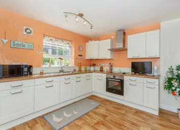 Thumbnail 4 bed detached house for sale in Calvert Way, Bedale