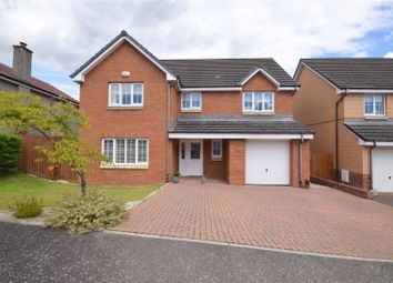 Thumbnail 4 bed detached house for sale in Dow Lane, Stenhousemuir, Larbert, Stirlingshire