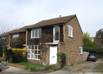 Thumbnail 3 bed detached house to rent in The Hermitage, London