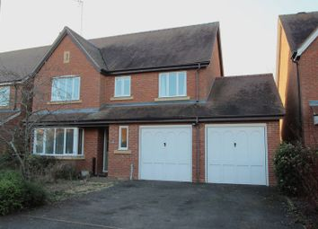Thumbnail 4 bed detached house for sale in Millers Bank, Broom, Alcester