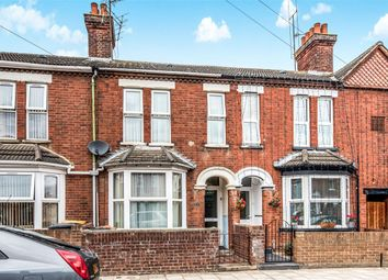 Thumbnail 3 bed terraced house for sale in Honey Hill Road, Bedford