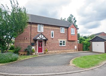 Thumbnail 4 bed detached house for sale in Forsythia Close, Bicester