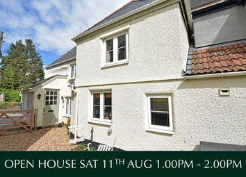 Thumbnail 2 bed cottage for sale in High Street, Ide, Exeter