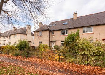 Thumbnail 4 bed maisonette for sale in 31 Boswall Avenue, Edinburgh