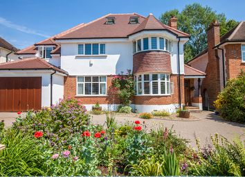 Thumbnail 5 bedroom detached house for sale in West Drive, Harrow Weald