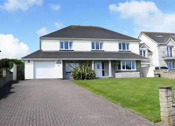 Thumbnail 4 bed detached house for sale in Menhyr Drive, Carbis Bay, St Ives