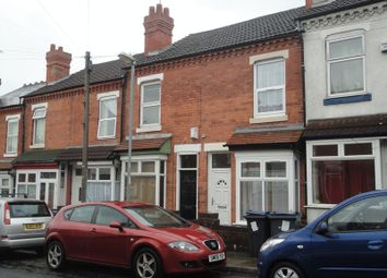 Thumbnail 2 bed terraced house to rent in Wallace Road, Selly Park, Birmingham