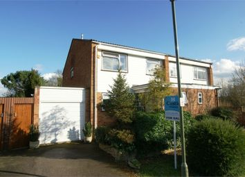 Thumbnail 4 bed semi-detached house to rent in Thrupps Lane, Hersham, Walton-On-Thames, Surrey