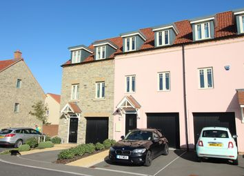 Thumbnail 3 bedroom town house for sale in Harvest Way, Thornbury, Bristol