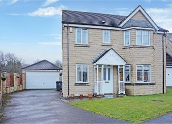 Thumbnail 4 bed detached house for sale in Greystone, Crosland Hill, Huddersfield