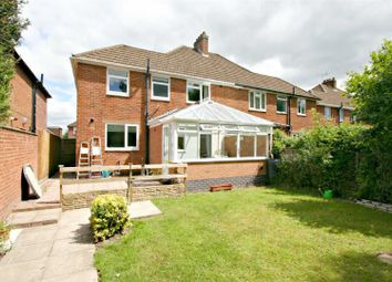Thumbnail 4 bedroom semi-detached house to rent in Charles Road, Solihull