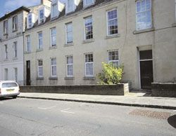 Thumbnail 4 bed flat to rent in Grove Street, Haymarket, Edinburgh