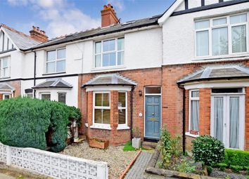 Thumbnail 3 bed terraced house for sale in Chichester Road, Tonbridge, Kent