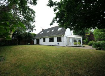 Thumbnail 4 bed detached house for sale in The Courtyard, West Road, Nottage, Porthcawl