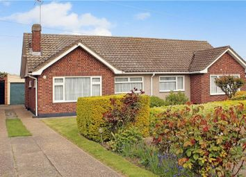 Thumbnail 2 bed semi-detached bungalow for sale in Sharlands Close, Wickford