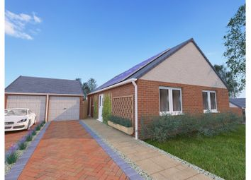 Thumbnail 2 bed detached bungalow for sale in Springfield Park, Clee Hill