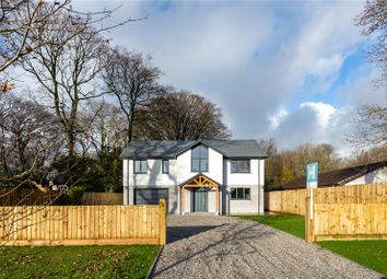 Thumbnail 5 bed detached house for sale in Old Coach Road, Playing Place, Truro, Cornwall