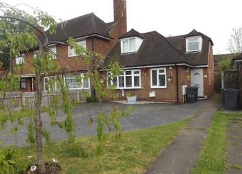 Thumbnail 3 bed bungalow for sale in Brownfield Road, Shard End, Birmingham, West Midlands