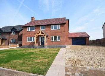 Thumbnail 4 bedroom detached house for sale in The Meadows, Ash Parva, Whitchurch