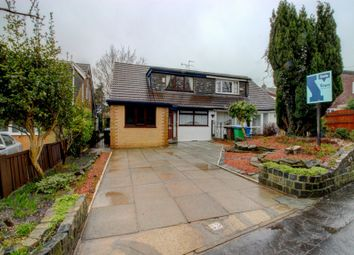 Thumbnail 4 bed semi-detached house for sale in Marland Old Road, Rochdale