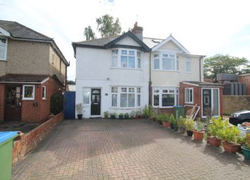 Thumbnail 3 bed semi-detached house for sale in Regents Park Road, Southampton, Hampshire