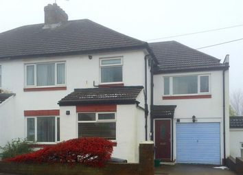 Thumbnail 1 bed semi-detached house to rent in Geoffrey Avenue, Durham