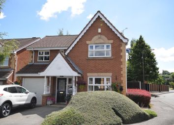 Thumbnail 4 bed detached house for sale in Slade Lands Drive, Chellaston, Derby