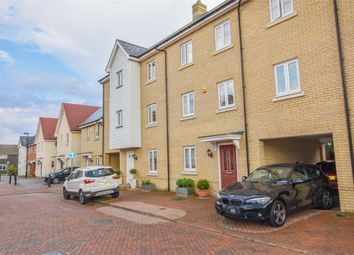 Thumbnail 4 bed town house for sale in Corunna Drive, Colchester, Essex