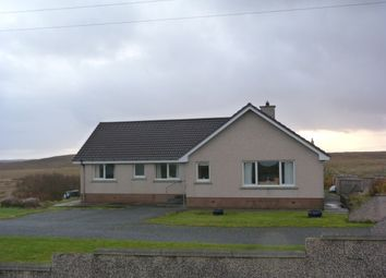 Thumbnail 4 bed detached bungalow for sale in Ness, Isle Of Lewis