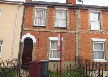 Thumbnail 3 bed terraced house to rent in Blenheim Road, Reading