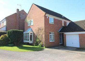 Thumbnail 4 bed detached house for sale in Beckham Close, Luton, Bedfordshire