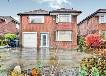 Thumbnail 4 bed detached house to rent in Woodhouse Lane, Sale
