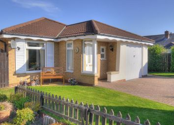 Thumbnail 2 bed detached bungalow for sale in Oakapple Close, Bedlington