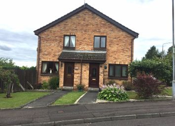 Thumbnail 1 bed terraced house to rent in Chestnut Grove, Motherwell, North Lanarkshire