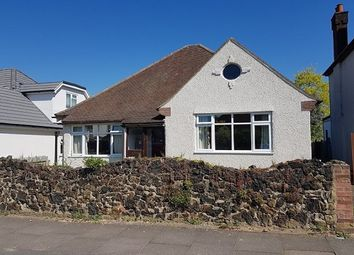 Thumbnail 2 bed detached bungalow to rent in Mayfield Road, Bromley