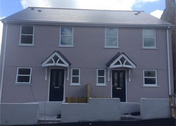 Thumbnail 2 bed semi-detached house to rent in Tregarth, Penwithick, St Austell, Cornwall
