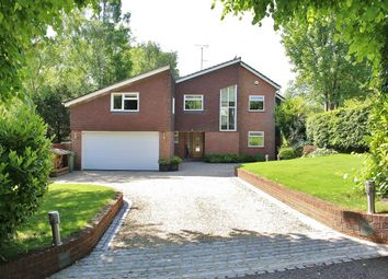 Thumbnail 5 bed detached house for sale in Flowers Hill, Pangbourne, Reading