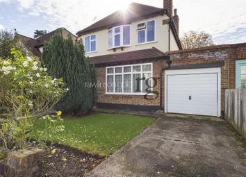 Thumbnail 3 bed detached house for sale in Hazeldene Drive, Pinner
