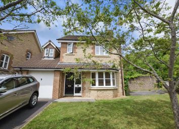 Thumbnail 4 bed detached house for sale in South Meadow, Wells