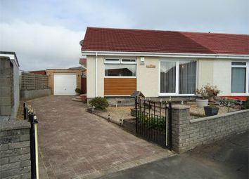 Thumbnail 2 bed semi-detached bungalow for sale in Cedar Crescent, Thornton, Thornton, Fife