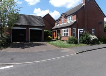 Thumbnail 4 bedroom detached house for sale in Gunnersbury Way, Nuthall, Nottingham, Nottinghamshire