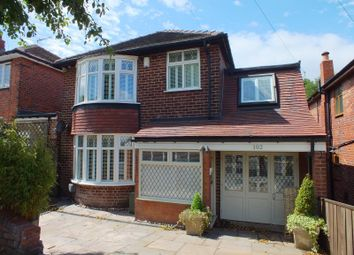 Thumbnail 4 bed detached house for sale in Old Park Road, Beauchief, Sheffield